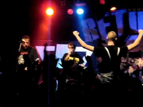 Betontod - Keine Popsongs (2012.05.18 Leipzig, Conne Island)