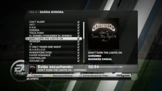 FIFA 11 Soundtrack Chromeo - Don't Turn the Lights On