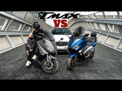TMAX DX VS TMAX 530 : LE GAGNANT