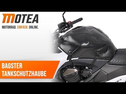 Motorrad Tankschutzhaube Bagster