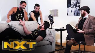 The Undisputed ERA takes Roderick Strong to therapy: WWE NXT, June 17, 2020