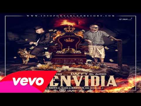 "Kendo Kaponi Ft. Daffy El Audio - La Envidia (Original) ►NEW ® Reggaeton 2014◄ ""Exito © 2014"""