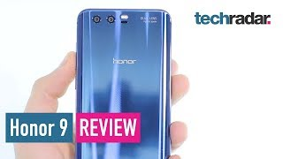 Honor 9 review: The affordable flagship