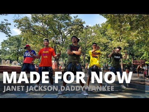 MADE FOR NOW By Janet Jackson,Daddy Yankee | Zumba | Pop | TML Crew Jay Laurente Mp3