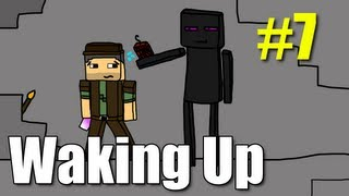 "Minecraft Waking Up E07 ""Bombs Away!"" (Vechs Super Hostile)"