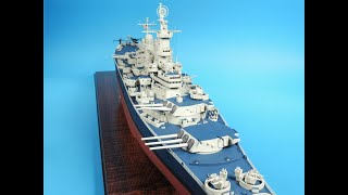 Painting a US Navy measure 22 paint scheme tutorial