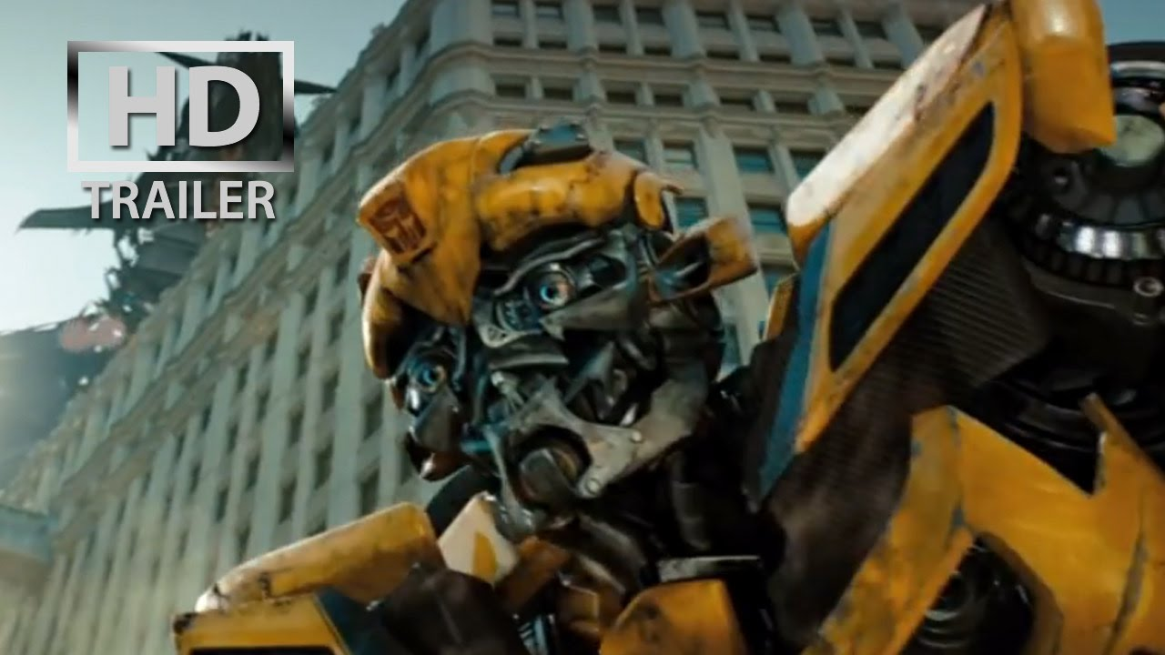 >Transformers 3 - Dark of the Moon | [HD] OFFICIAL trailer #2 US (2011)