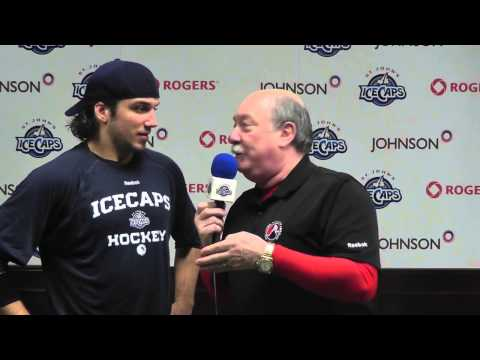IceCaps 360: Mathieu Tousignant - April 17, 2013