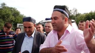 В Новокузнецке посреди Ураза-байрама устроили проверку документов