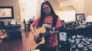 All in my head - Tori Kelly - Guitar (cover by: Charmaine Cabatuando )