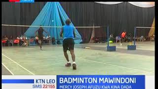 Victor Odera ataiwakilisha Kenya kwenye mashindano ya badminton