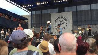 Outlaw Blues – '65 Revisited  – Bob Dylan Tribute w/Deer Tick at Newport Folk Festival 2015