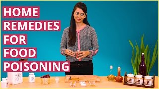 3 Best Home Remedies For FOOD POISONING TREATMENT