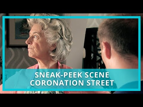 Coronation Street (Corrie) spoilers: Tyrone meets his grandmother Evelyn - watch the scene