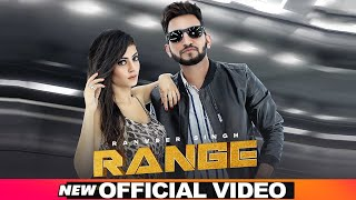 Range (Official Video)   Ranveer Singh Feat Pihu Sharma   Latest Punjabi Songs 2021   Speed Records