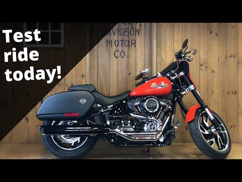 2020 Harley-Davidson Sport Glide® in Harrisburg, Pennsylvania - Video 1
