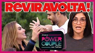 🔥POWER COUPLE BRASIL 4: NICOLE e BIMBI vencem a PROVA DOS CASAIS e SE SALVAM da DR (20/05/2019)