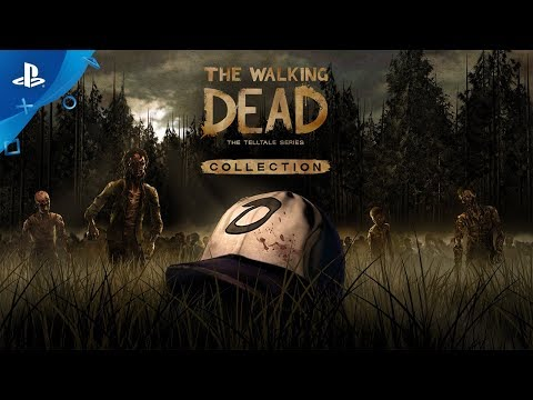 The Walking Dead: The Telltale Series Collection - PS4