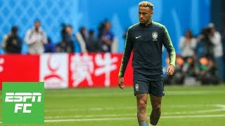 Previewing Neymar and Brazil