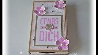 Geschenkverpackung+Lippenpeeling Anleitung/Tutorial ! DEUTSCH HD
