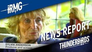 Thunderbirds   News Report - BBC News on Sylvia Anderson's Death