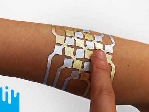 Novinky z vědy a techniky #108: Elektronická kůže