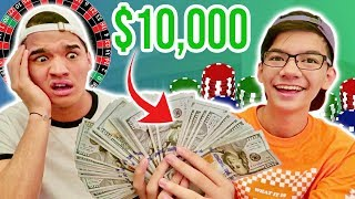 YOU WON'T BELIEVE WHAT HE DID WITH MY $10,000!