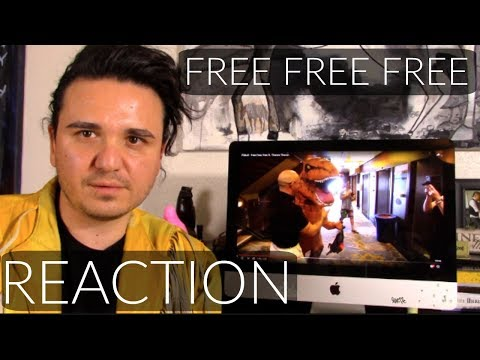 Pitbull - Free Free Free Ft. Theron Theron - Reaction