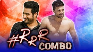 Ram Charan, Jr NTR Best Comedy Scenes | RRR Combo | South Indian Hindi Dubbed Best Comedy Scenes