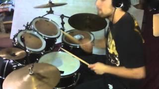 Towards dead end - Children of Bodom - Drum cover