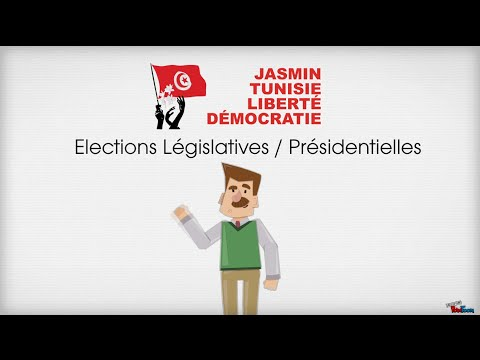 comment s'inscrire election tunisie