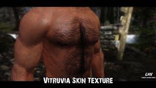 Skyrim | Vitruvia Skin Texture Overhaul for Males Número 1 [Review]