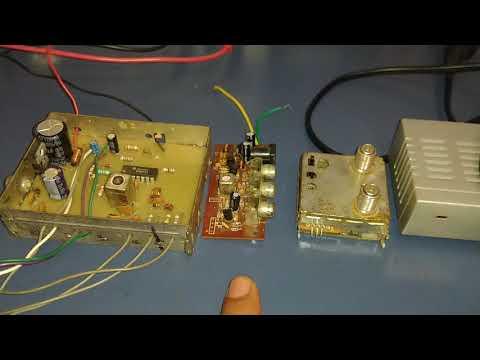 Moduladores de RF p/Tx de Tv - tipos de moduladores(Final)