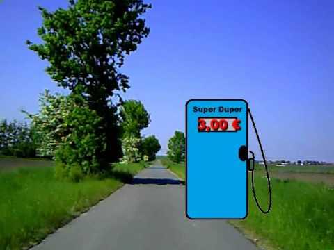 Die Vertreibung der Dieselmotor das Benzin