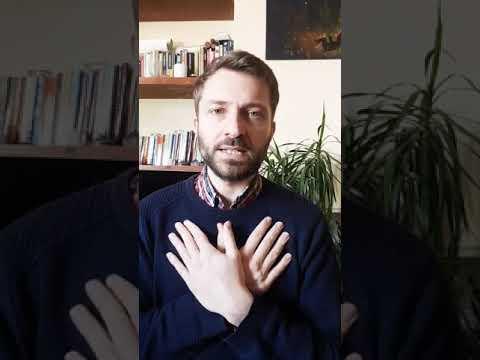 The Butterfly Hug ???? - an EMDR technique to de-stress