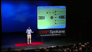 The new positions of basketball: Muthu Alagappan at TEDxSpokane