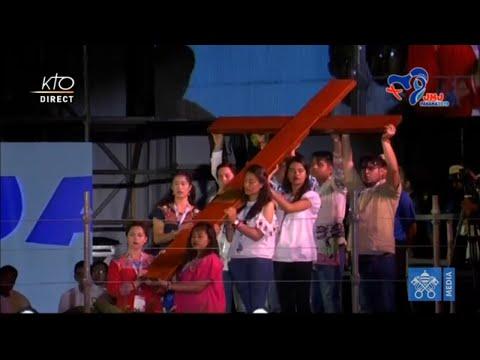 JMJ au Panama : chemin de Croix avec le pape François