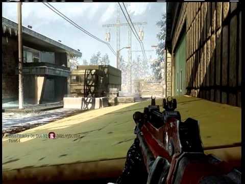 Call of Duty Black ops Hardcore team deathmatch 29-5
