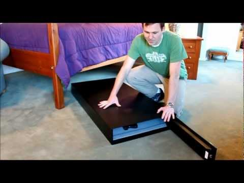 Black Box Safe – Under Bed Safe.wmv
