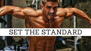 SET THE STANDARD | Fitness Workout Motivation