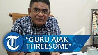 Kata Anggota DPR Soal Guru Ajak Siswinya Threesome