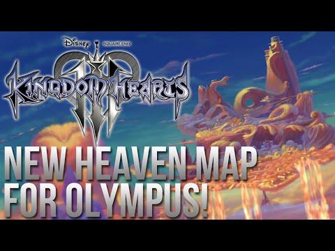 Minecraft Kingdom Hearts III: Mt.Olympus - игровое видео смотреть ...