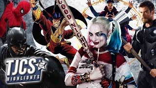 Which Comic-Book Movie Will Rule 2021