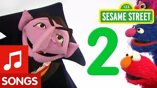 Sesame Street: Number 2 (Number of the Day)
