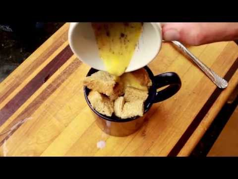 Video 3 EASY Meals To Make With a Mug & Microwave
