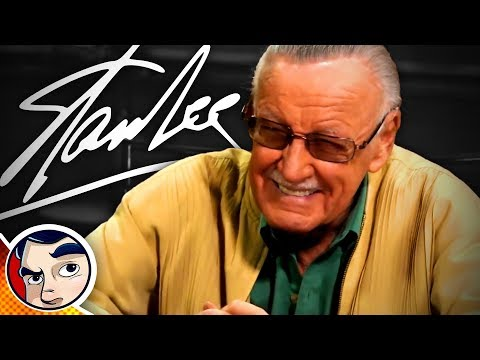 Stan Lee, The Life & Times – Know Your Universe