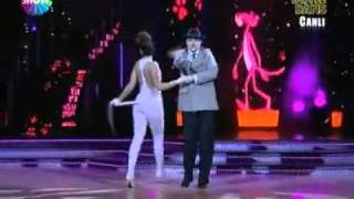 Vitaly Kozmin, Dancing With The Stars
