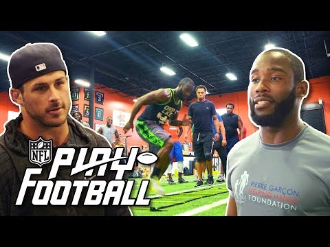 How to Train Like a Wide Receiver: Improve Top Speed, Footwork ...