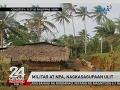 24 Oras Militar at NPA nagkasagupaan ulit