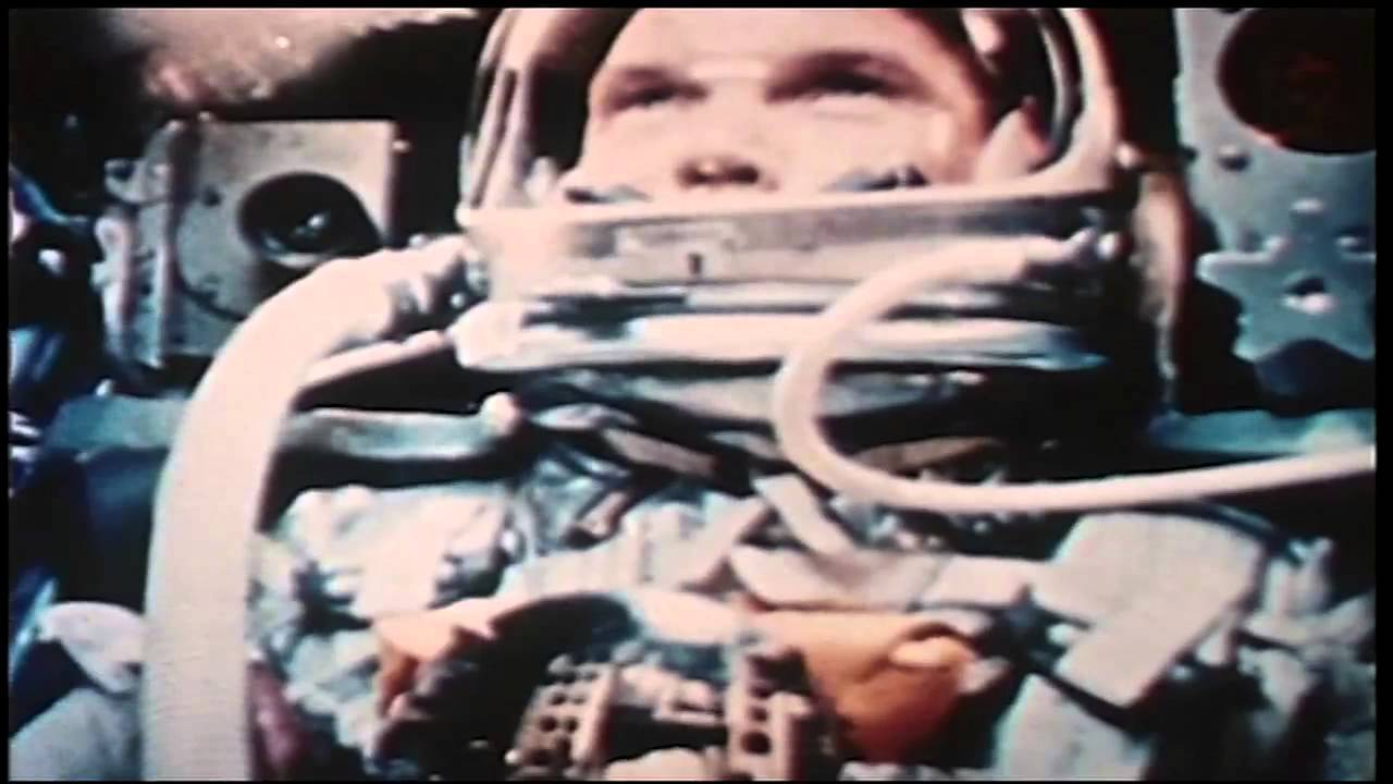 John Glenn Orbited The Earth 50 Years Ago Today
